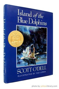 C - Island of the Blue Dolphins - Scott O'Dell