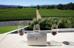 Opus One Californie #NappaValley #vin Le vignoble le plus réputé de la Nappa Valley