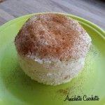 Mugcake vegana senza uova, latte, grassi