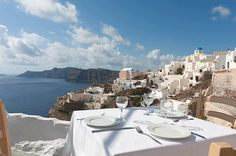 Skala Restaurant Review - Santorini - Great priced lunch spot according to reviews. Located in Oia.