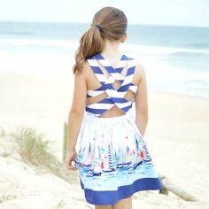 Summer Dress PDF Pattern