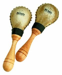 Like father, like son? Wooden percussion instruments for kids...