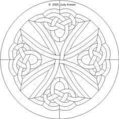 Free Celtic Patterns For Stained