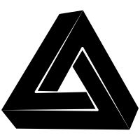 Check out Penrose Triangle icon created by Rflor