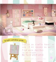 Animal Crossing Qr, Animal Crossing Villagers, Pink Animals, Cute Animals, Pink Island, Motif Acnl, Ac New Leaf, Happy Home Designer, Path Design