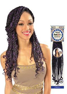 Crochet Braids Rastafri : Single Loop Crochet Braiding Hair, Rastafri Montego Twist