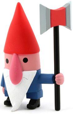 Gnome - Amanda Visell - Tic Toc Apocalypse - Kidrobot