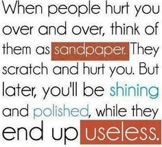 Stop the Sandpaper - A Message From The Creator