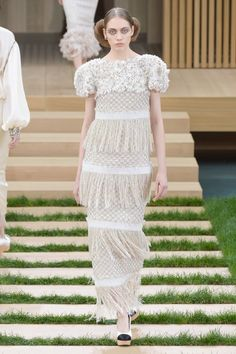 Pin for Later: The Most Stunning Wedding Dresses From Couture Fashion Week Chanel Haute Couture Spring/Summer 2016