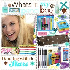 """""""What's in my pencil case""""   http://www.polyvore.com/whats_in_my_pencil_case/set?id=34199000=1012308"""