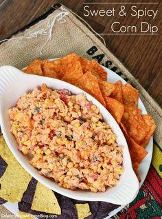 Dorito Corn Dip — Celebrations at Home