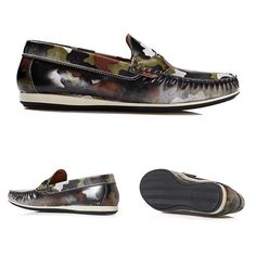 dfbfc56dfbac8f Best  DesignerLoafers for men at affordable prices. Buy exclusive   Camouflage  loafer from