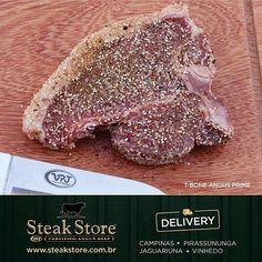 zpr T-bone Angus Prime! A combinação perfeita de dois cortes nobres: Contrafilé e Filé Mignon! #vpj #barbecue #bbq #meat #delivery #ecommerce #churrascada #churrasco #nife #saltgrass #steakstore