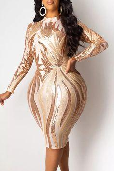 Black Bodycon Dress, Sequin Dress, Glitter Dress, Trend Fashion, Fashion Outfits, Fashion Today, Fashion Online, Cheap Fashion, Latest Fashion