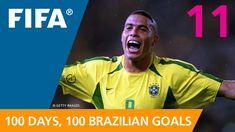 100 Great Brazilian Goals: #11 Ronaldo (Korea/Japan 2002)
