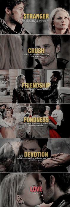 Captain Swan 4ever!