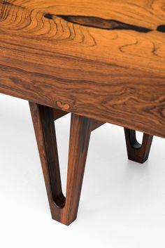 Ib Kofod-Larsen Rosewood Sideboard by Seffle Möbelfabrik in Sweden