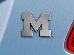 """Michigan Emblem 2.1""""x3.2"""""""