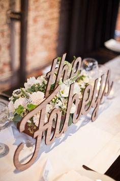 cute sign for sweetheart table.photography by annie mcelwain Cute Wedding Ideas, Diy Wedding, Fall Wedding, Wedding Events, Rustic Wedding, Dream Wedding, Wedding Inspiration, Wedding Dreams, Wedding Things
