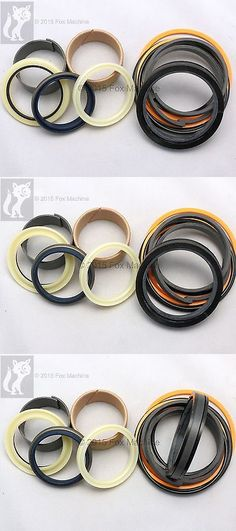 heavy equipment: Hydraulic Seal Kit For John Deere 310E Hoe Stabilizer BUY IT NOW ONLY: $90.35
