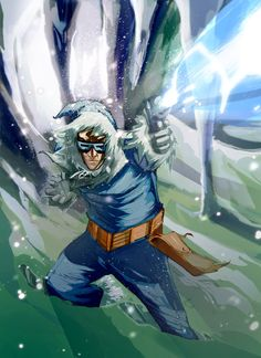 Captain Cold by Peter-v-Nguyen.deviantart.com on @deviantART