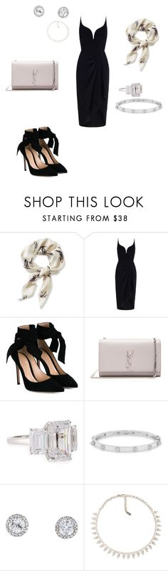 """""""shopping day in paris"""" by adrianagonzalez-t on Polyvore featuring L.L.Bean, Zimmermann, Gianvito Rossi, Yves Saint Laurent, Fantasia by DeSerio, Anne Sisteron and Child Of Wild"""