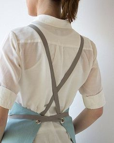 Kitchen Apron Ocean by STUDIOPATRO on Etsy
