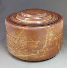 Shino Steppe Jar on Etsy, $100.00