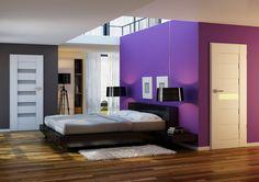 DVEŘE: Laminované dveře SYDNEY | SIKO Purple, Pink, Furniture, Decorating Ideas, Interiors, Selfie, Home Decor, Decoration Home, Room Decor