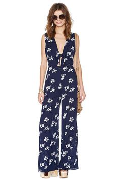 Emily Jumpsuit at Nasty Gal