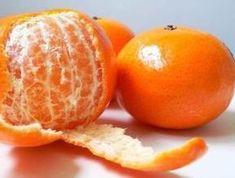 В кожуре мандарина - огромная сила!