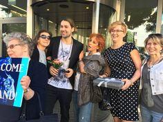 David Garrett and fans/Poland