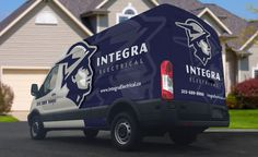 Our Best Truck Wraps, Best HVAC Van Wraps, Fleet Branding, NJ Truck Wraps