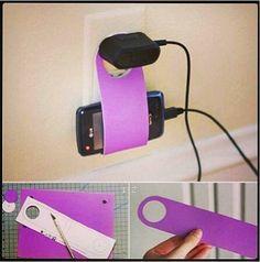 DIY Mobile Phone Holder