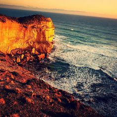 Unforgettable scenes .. Tags: #GOR #GreatOceanRoad #Melbourne #Oz #Backpacker #holiday #PortCampbell #Lorne #ApolloBay #Torquay #Nature #sea #beautiful #beach #exotic by ballerbabey http://ift.tt/1LQi8GE
