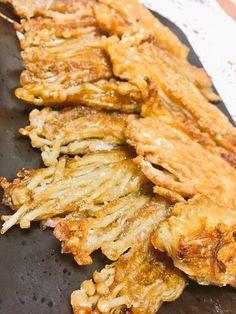 「外はカリッカリ 中はトロットロ」えのきの簡単レシピ Home Recipes, Asian Recipes, Snack Recipes, Cooking Recipes, Snacks, Easy Cooking, Japanese Food, I Foods, Love Food