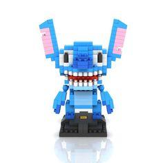 LOZ Lilo & Stitch Building Blocks //Price: $5.95 & FREE Shipping //     #loz #lozblocks #toys #kids #building #blocks #lego