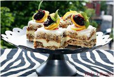 A mixture of food, sweets, feelings and thoughts Food Cakes, Pretty Cakes, Tiramisu, Cake Recipes, Avocado, Cheesecake, Deserts, Birthdays, Erika