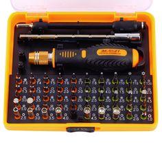 13.88$ (Buy here: http://alipromo.com/redirect/product/olggsvsyvirrjo72hvdqvl2ak2td7iz7/32349176348/en ) 53 in 1 Multi-purpose Precision Magnetic Screwdriver Set with Trox Hex Cross Flat Y Star Screw Driver for phone Pc for just 13.88$