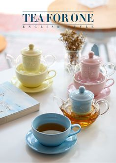 color flowers and fruits glass teapot and bone china dough coffee cup and saucer d'Angleterre tea for one tea sets-in Coffee & Tea Sets from Home & Garden on Aliexpress.com | Alibaba Group