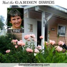 Meet Lynne of Sensible Gardening and follow The Garden Charmers - a fabulous flock of home and garden bloggers! http://sensiblegardening.com/