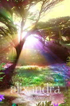 Fairyland Sunset