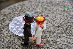 Playmobil Love Session o cómo hacer de tu boda una excusa perfecta para algo tan original