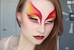 LEX cosume makeup