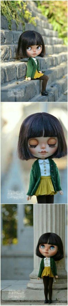 Blythe doll                                                                                                                                                      More