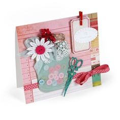 Sewing Supplies Card
