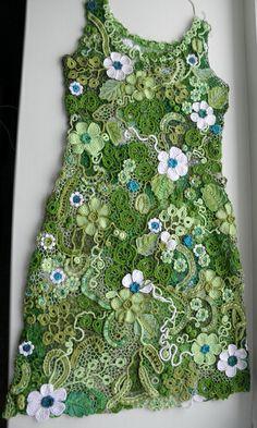 Платье ирландским кружевом. Обсуждение на LiveInternet - Российский Сервис Онлайн-Дневников