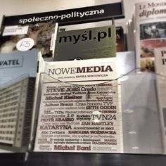 #NoweMedia 2