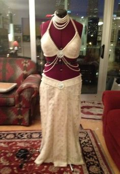 Great site that describes sewing and creating belly dance costumes in detail