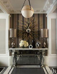 Parisian tastemaker Jean-Louis Deniot decorates this grand apartment on Chicago's Lake Shore Drive.